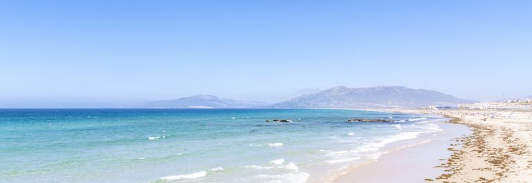 Strand Andalusië