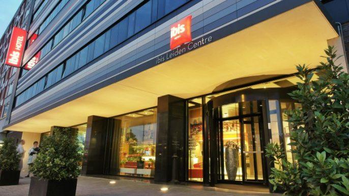 Hotel Leiden Ibis Centre
