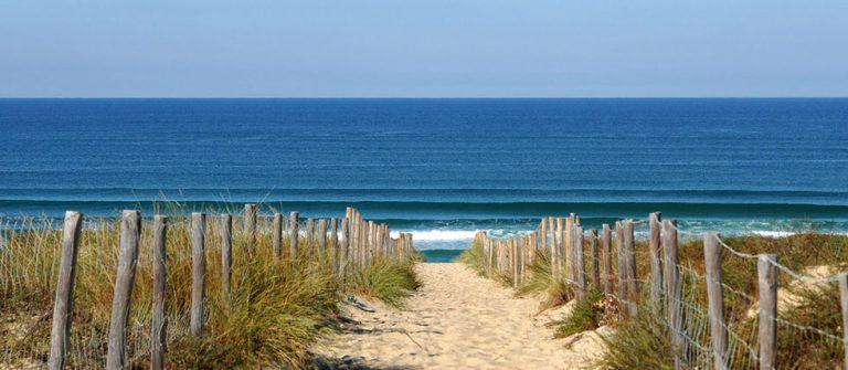 Strand Frankrijk