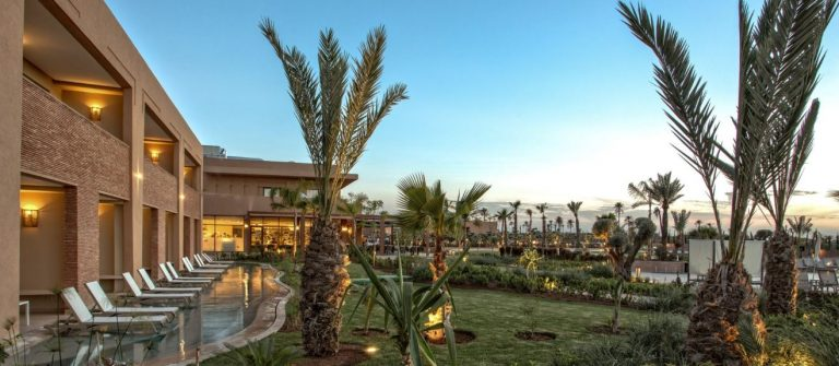 Be live collection marrakech tuin