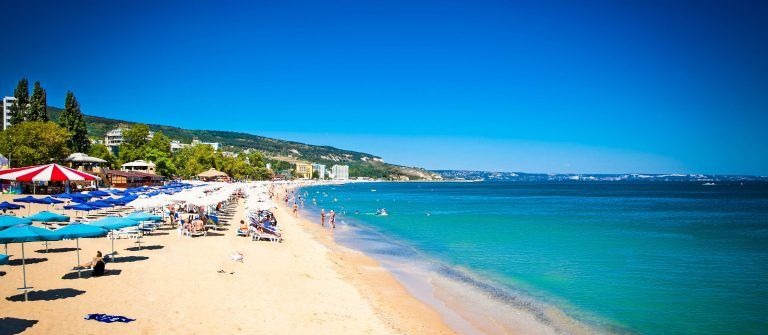 Sunny Beach, Bulgarije