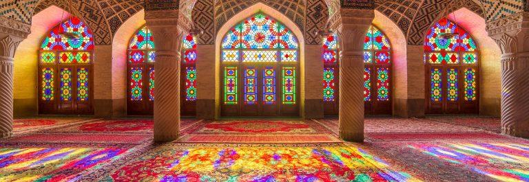 Nasir Al-Mulk Moskee