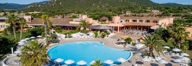 Sant'Elmo Beach Resort Sardinië
