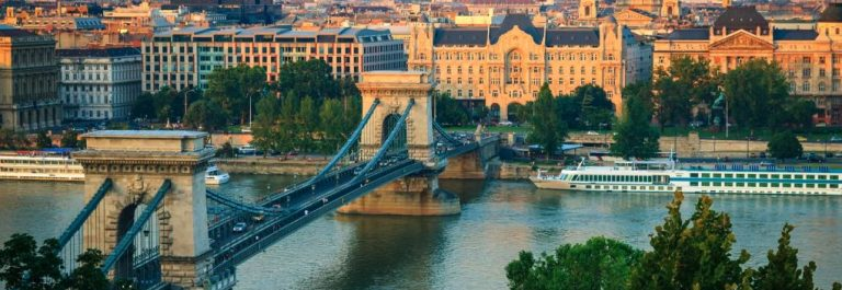 Boedapest stedentrip