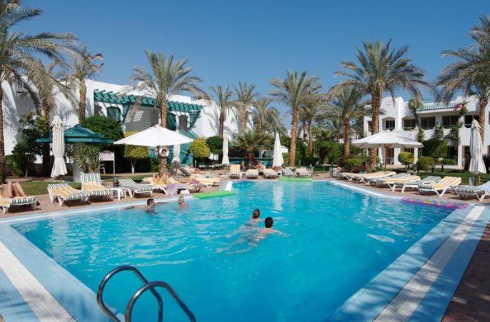 Hotel Falcon Hills Egypte