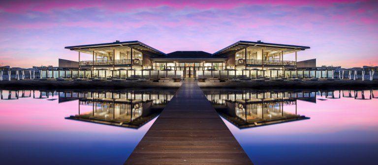 Oasis Parcs waterfront studios