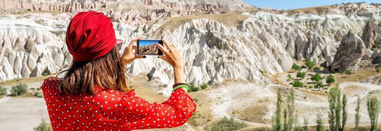 Instagram rondreis Turkije