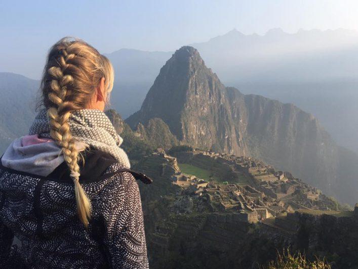 Machu Picchu - Naline Roodbeen
