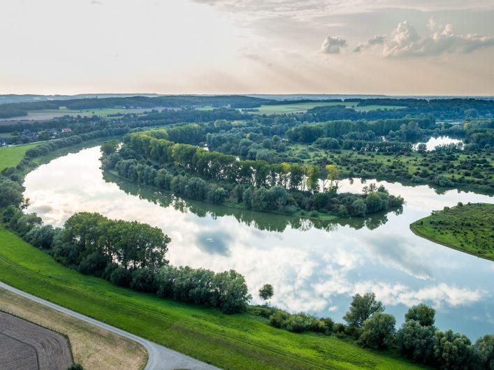 Niederrhein fietsroute