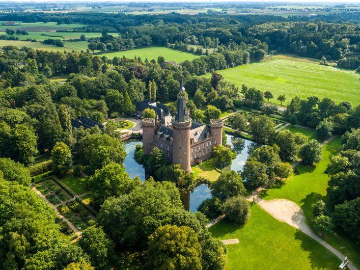 Niederrhein Schloss Moyland