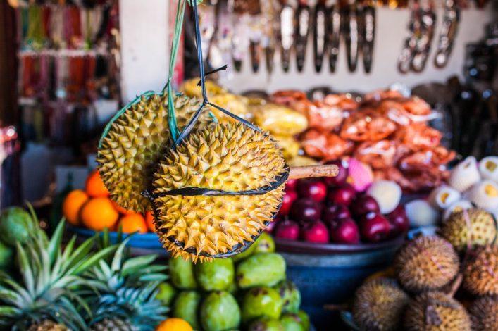 streetfood op Bali