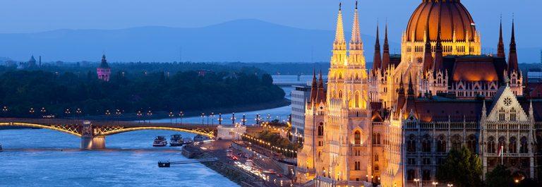 Boedapest Voyage Prive