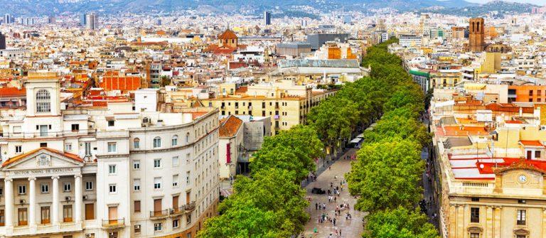 Stedentrip Barcelona Voyage Prive