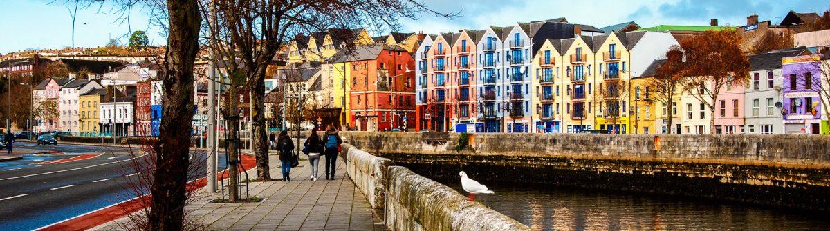 De stad Cork