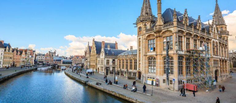 Weekendje weg Gent