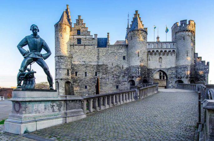 Het Steen Antwerpen