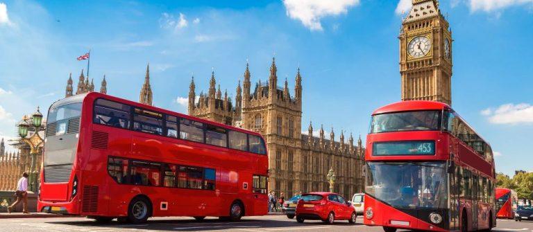 Londen stedentrip