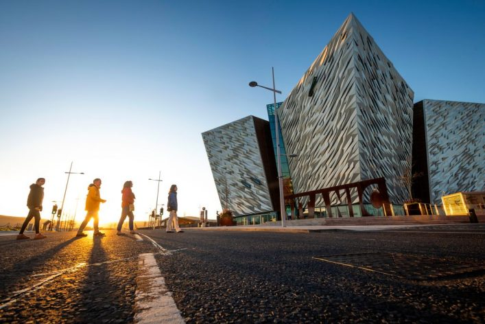 Titanic Mueseum Belfast