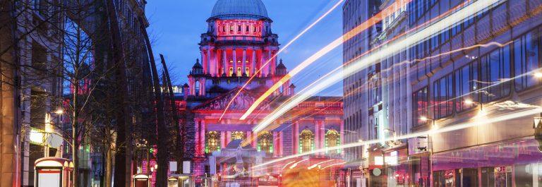 Belfast stedentrip