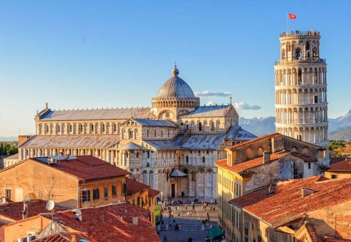 Pisa in Italië