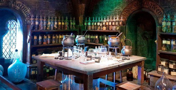 De magische wereld van Harry Potter