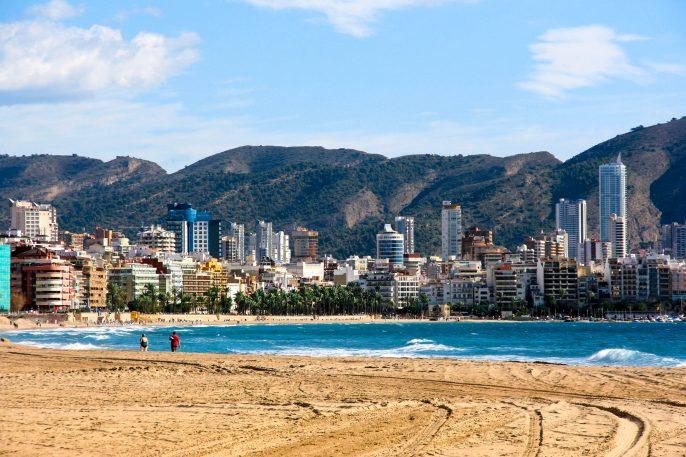 Costa Blanca vakantie