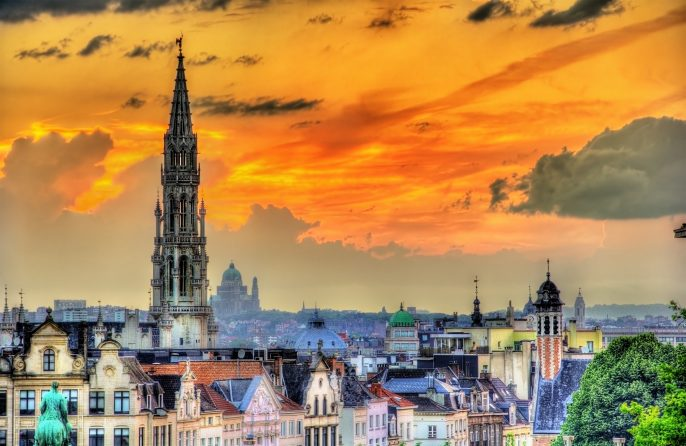 Stedentrip Brussel