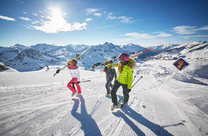 Skigebied Obertauern
