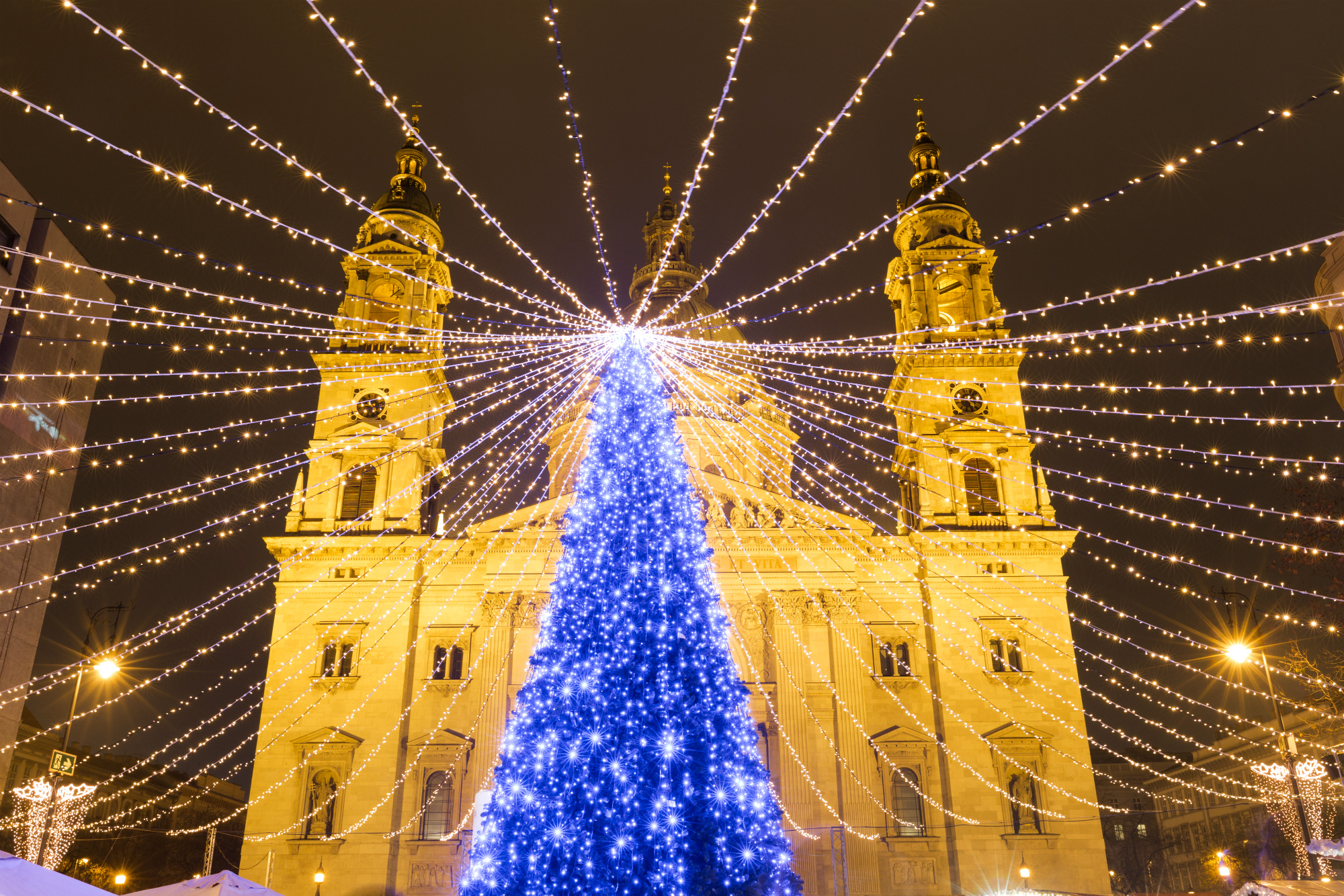 boedapest kerst