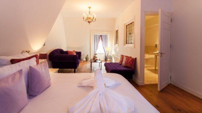 Hotelsuite in Groningen