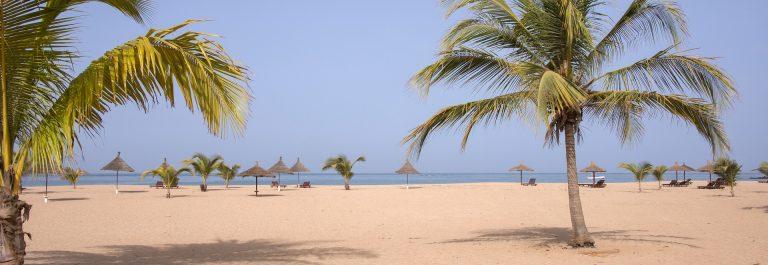 strand senegal
