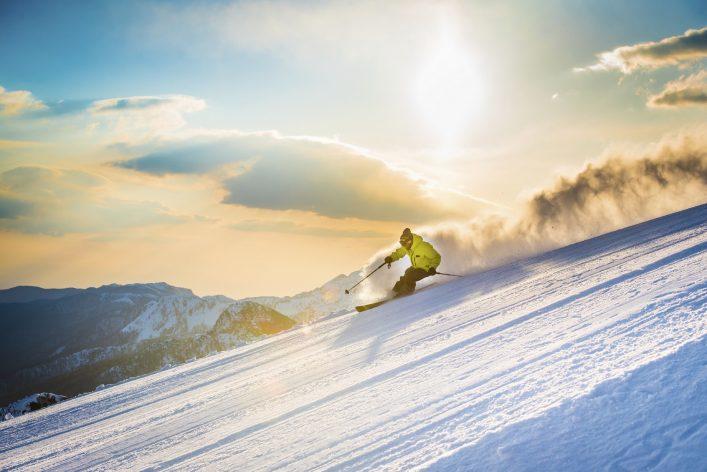 Wintersport in Saalbach