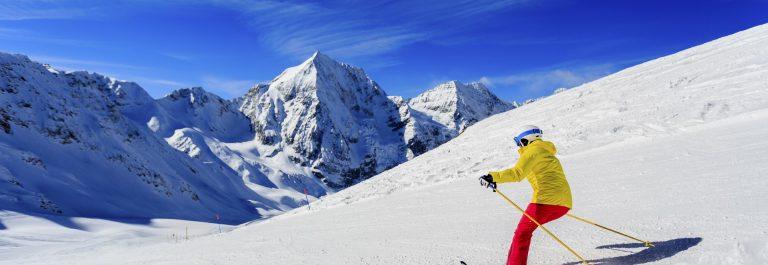 Wintersport vakantie Tirol