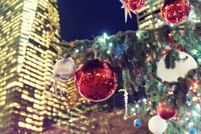 New York Kerst