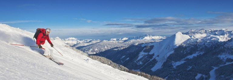 Wintersport vakantie Oostenrijk