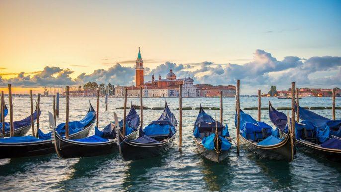 Venetie gondola
