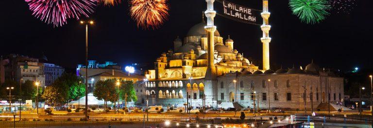 Oud en Nieuw Istanbul