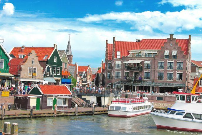 Weekendje Volendam