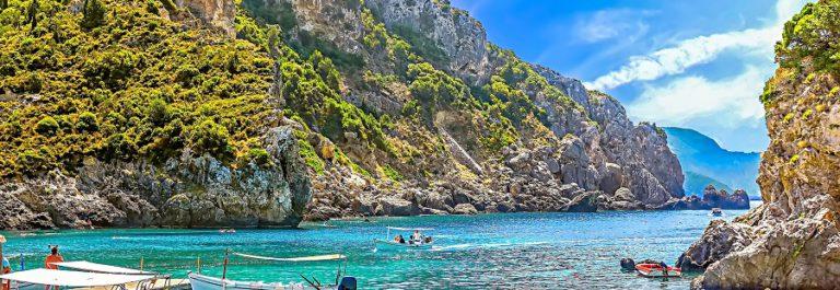 naar Corfu