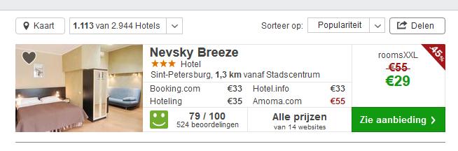 nevsky hotel