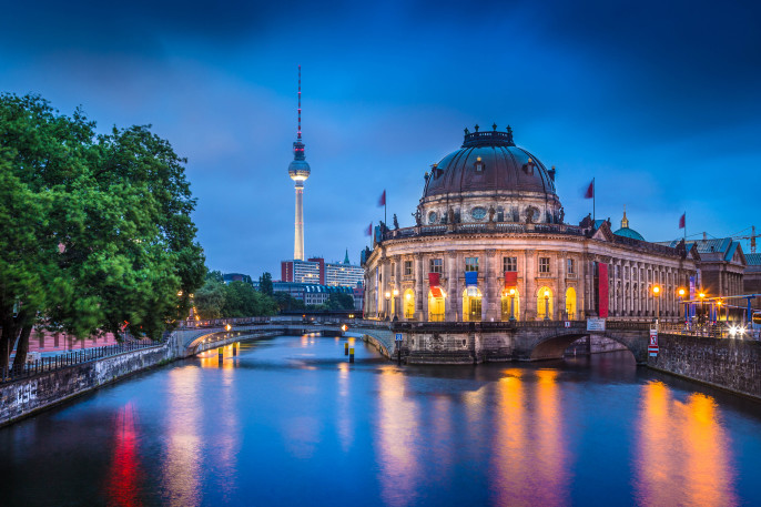 Berlin Germany Shutterstock 319406858