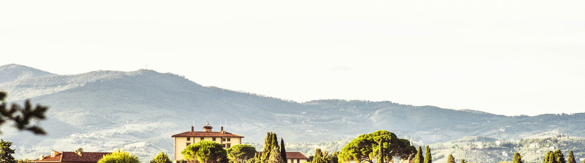 Landscape of the city of Florence