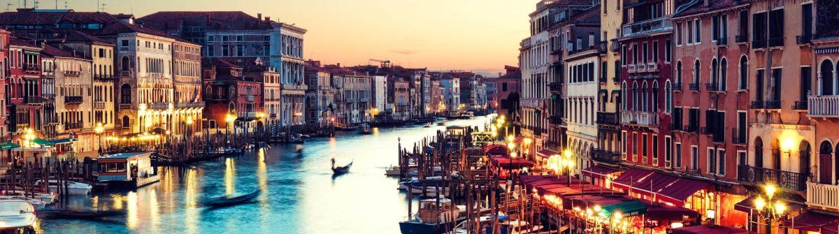 Grand Canal, Venice – Italy