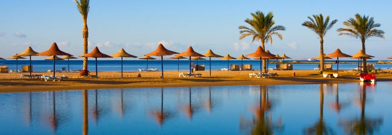 all-inclusive Egypte