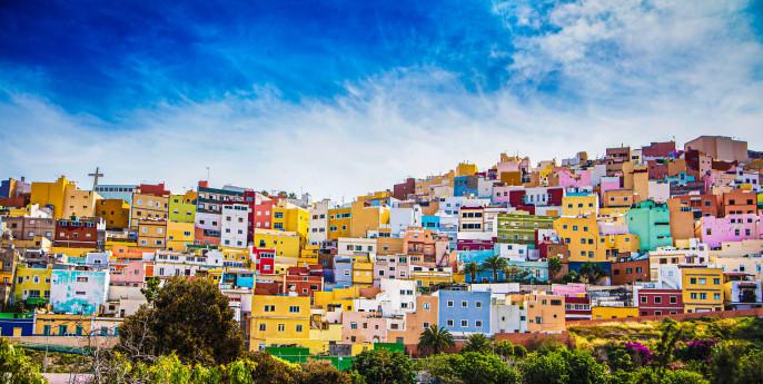 Las Palmas de Gran Canaria iStock_000085667019_Large-2