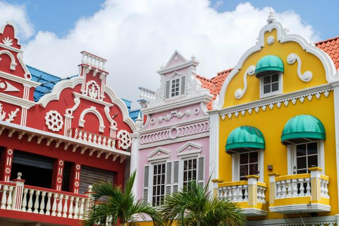 Oranjestad architecture, Aruba