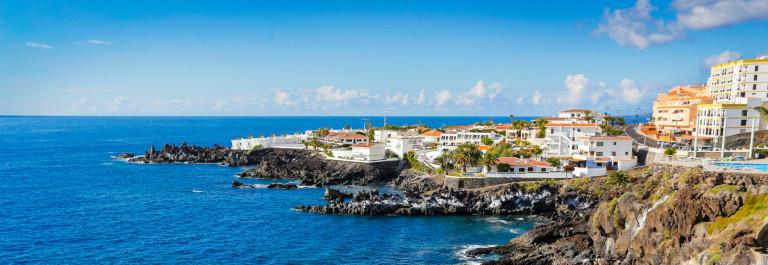 Teneriffa Puerto Santiago iStock_000022616926_Large-2