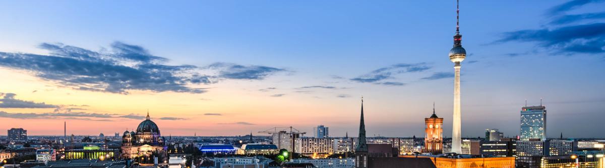 Berlin Germany Shutterstock 161067611