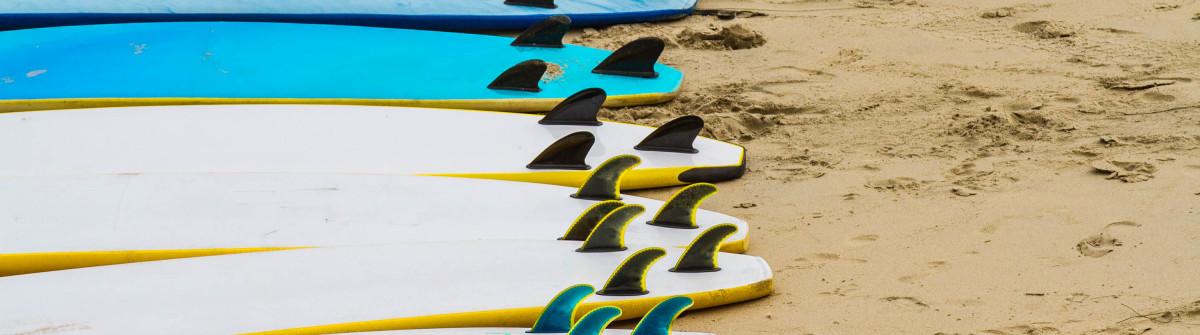 Foam Surfboards