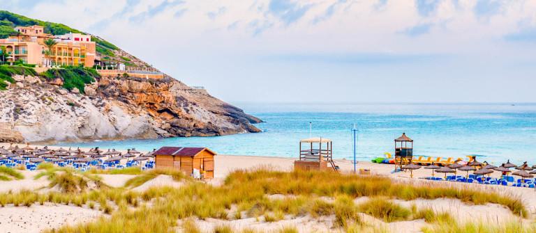 op Mallorca